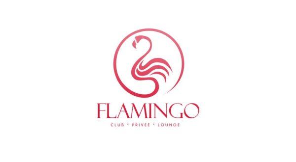 club-flamingo-logo-desig